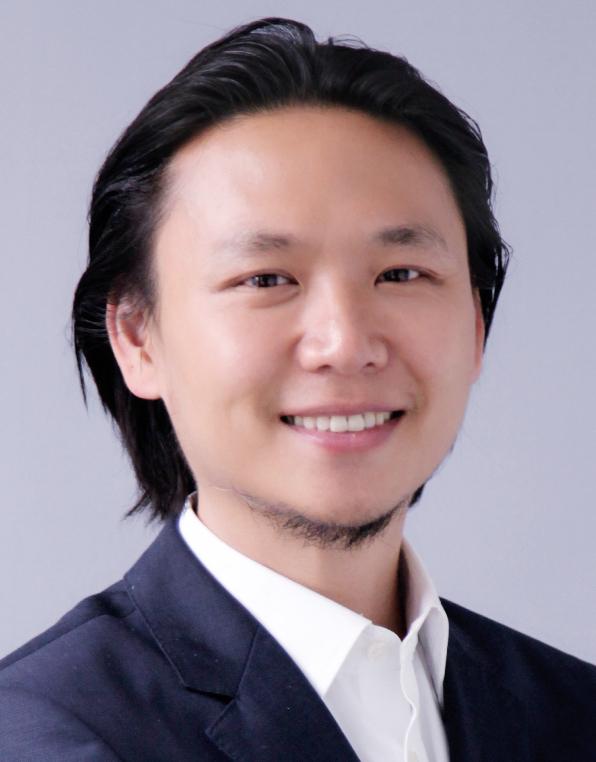 京东智能集团CTO刘子豪照片