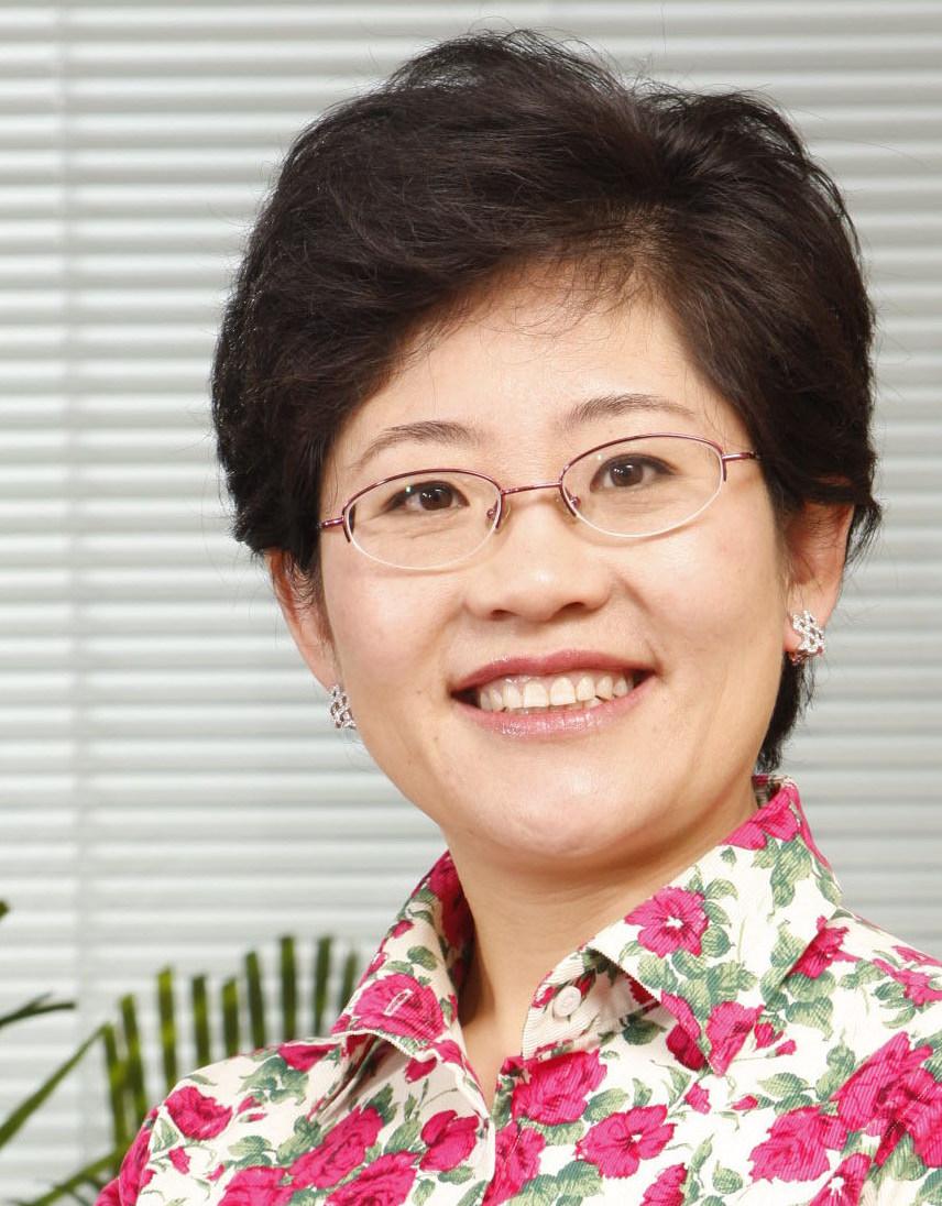 天狮集团副总裁&CIO姜正林照片