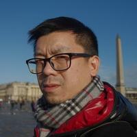 上海市云计算产业促进中心副主任翁吉云照片
