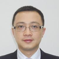 创建科技控股有限公司中国区销售总监苏东照片