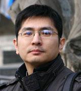 华为首席大数据科学家李磊照片