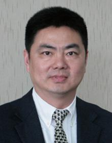 中国电信集团号百信息服务有限公司副总经理钮钢照片
