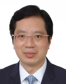 創泰科技董事長兼CEO梁堅照片