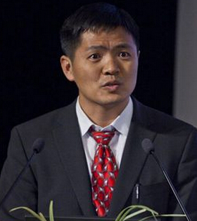中国信息通信研究院泰尔终端实验室信息安全部副主任落红卫照片