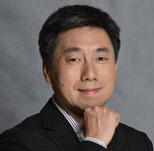 中国卫星通信集团信息中心主任李炜照片