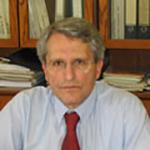 希腊塞萨洛尼基亚里士多德大学教授Samaras照片
