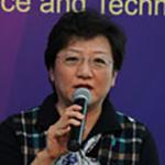全球文化科技资本有限公司董事长赵力平照片