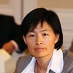 气候组织大中华区总裁吴昌华照片