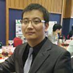 广州创意设计群网络科技有限公司运营总监杨振宇照片