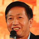 中国文化产业投资基金秘书长朱建程照片