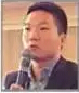 高工产业研究院院长郑利瑶照片