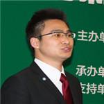 TUV南德意志集团智能大中华区电网部经理曾胜吾照片