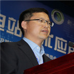 北京立华莱康平台科技有限公司IOT事业部总经理徐飞宏照片
