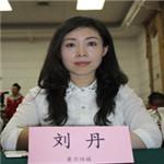 赛尔传媒总裁刘丹照片