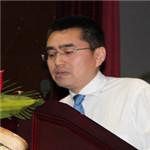 万选通(北京)网络信息技术有限公司市场部总监张玉锋照片