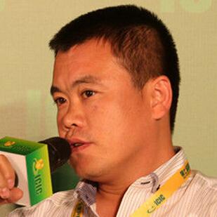 山西晋龙集团副总经理朱炳林照片