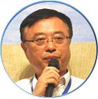 鞍钢集团国际经济贸易公司副总经理李达光照片