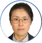 上海清算所创新业务部副总经理张蕾照片