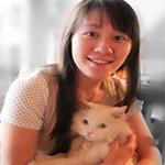 广州市动物诊疗行业协会讲师罗倩怡照片