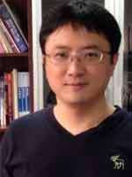 中科院上海生命科学研究院研究员胡荣贵照片