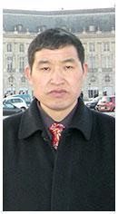 河南省谊发牧业有限责任公司董事长原泉水照片