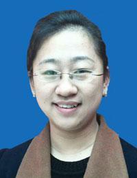中泰和(北京)科技发展有限公司技术总监张艳芳照片