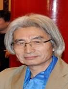 弘业新创抗体技术股份有限公司总经理兼首席科学家蔡名杰照片