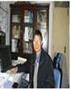 中国海洋大学教授、副主任,博士GuangliYu照片