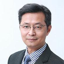 浙江大学管理学院院长吴晓波照片