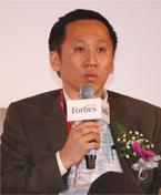 高原资本董事总经理徐鸿川照片
