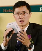 高盛亚洲董事总经理范翔照片