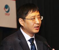中国汽车技术研究中心汽车产业政策研究室副主任吴松泉照片