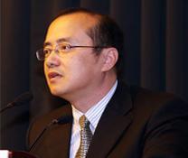 上海元初国际物流有限公司董事总经理黄影明照片
