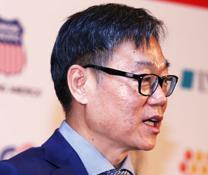 中国汽车流通协会副秘书长罗磊照片