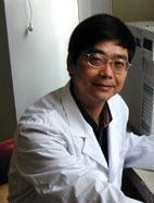 中国海洋生物化学与分子生物学分会理事长何培民照片