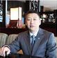 北京金融街丽思卡尔顿酒店业主代表,副总经理李志伟照片