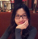 RISI纸浆助理经济分析师孔敏妮照片