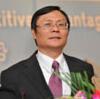中国人力资源开发企业人才研究会会长彭剑锋照片