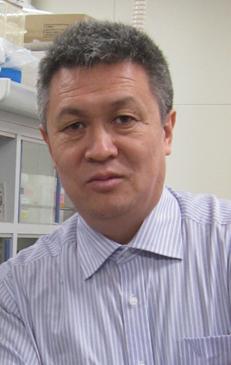 华南理工大学轻工与食品学院教授、博士生导师石磊照片