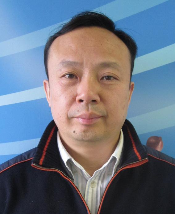亿滋食品企业管理(上海)有限公司高级研发经理黎毅雄照片