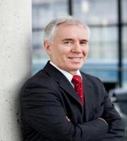德国政府工业4.0科学顾问委员主席艾纳˙安德尔照片