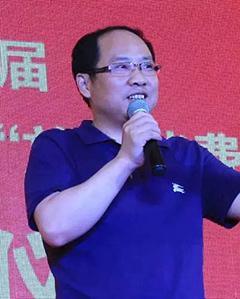 香港溢棋崃国际软装总经理乐观照片