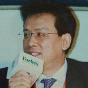 中国国际金融有限公司董事总经理单俊葆照片