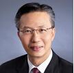 辉盛国际集团有限公司总裁曹炳森照片