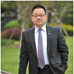 洲际酒店集团首席发展总监朱小刚照片