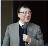 中国人民大学教授、博士生导师黄卫伟