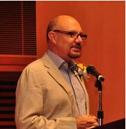国际沙盘治疗学会(ISST)主席AlexEsterhuyzen照片