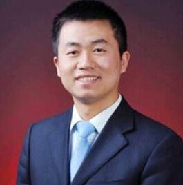 西安交通大学管理学院特聘教授杨淇皓照片