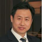 中国邮政党校副校长、教授田克美照片