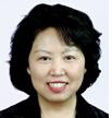 中国疾病预防控制中心营养与食品安全所营养评价室 主任、研究员杨月欣照片